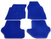 PK Automotive Complete Velours Automatten Lichtblauw Honda S-2000 2000-2009