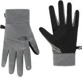 The North Face M Etip Hardface Glov Heren Handschoenen - Tnf Medium Grey Heather - L