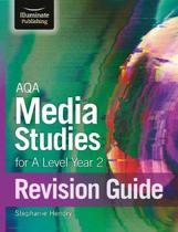 AQA Media Studies For A Level Year 2
