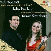 Violin Concertos 1, 2 & 5