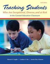 Teaching Students Who Are Exceptional, Diverse, and at Risk in the General Education Classroom, Video-Enhanced Pearson Etext with Loose-Leaf Version -- Access Card Package