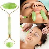 ProHealth - Jade Roller - Massage Gezicht - Huidverzorging - Anti Aging en Rimpels - Gezichtsroller - Beauty roller | Zorgt voor een mooie en egale huid