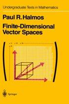 Finite-Dimensional Vector Spaces