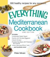 The Everything Mediterranean Cookbook