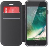 Griffin Survivor clear Wallet for iPhone 6/6s/7 clear/black