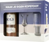 Bols Zeer Oude Genever Kopstoot Geschenkverpakking