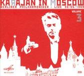 Karajan In Moscow (Volume Iii)