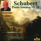 Schubert: Piano Sonatas  D958/960