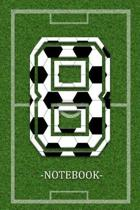 Soccer Notebook 8