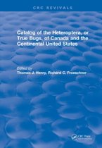 Catalog of the Heteroptera or True Bugs, of Canada and the Continental United States
