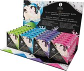 Shunga - Oriëntale Kristallen Bath Salts Single Use & Display 24 box