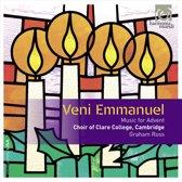 Veni Emmanuel Music For Advent