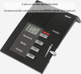 Tiptel Ergophone 307 TelefoonBEANTWOORDER / ANTWOORDAPPARAAT