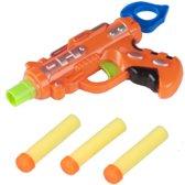 Eddy Toys Pistool Oranje 16 Cm