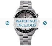 Horlogeband Police 10962JS-02M Staal 9mm