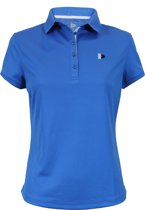 Donnay Cooldry Polo - Sportpolo - Dames - Maat M - Blauw