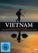 DVD cover van The Vietnam War (Import)