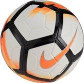 Nike Strike Voetbal - White/Black/Orange
