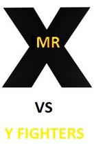 MR X VS Y FIGHTERS AT CHRISTMAS