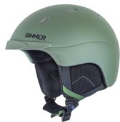 Sinner Titan Unisex Skihelm - Mt. Moss Green - S/56 cm