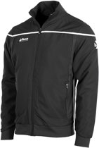 Reece Varsity Woven Jacket Unisex Sportjas Unisex - Zwart