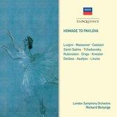 Richard / London Symphony Bonynge - Homage To Pavlova (Tchaikovsky / Sa