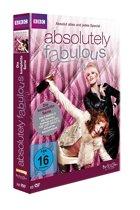 Absolutely Fabulous - Die komplette Serie/10 DVD