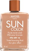 Masters Colors - Sun Color fluide SPF10 Tinted Bronzing fluid (30ml)