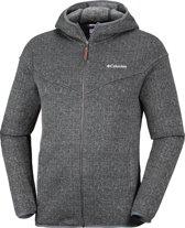 Columbia Boubioz Hooded Full Zip Fleece Vest - Heren - Graphite