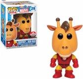 Geoffrey as Iron Man Canada Fan Expo Exclusive #29  - Marvel / Toys 'R Us - Funko POP!