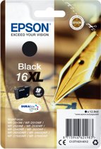 Epson 16XL - Inktcartridge / Zwart
