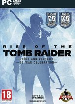 Rise Of The Tomb Raider 20Th Anniversary Edition - Windows