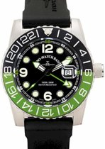 Zeno-Watch Mod. 6349Q-GMT-a1-8 - Horloge