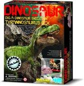 4M Graaf je Dinosaurus op - Tyrannosaurus Rex