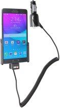 Brodit actieve houder roterend met sigarettenplug voor Samsung Galaxy TNote 4