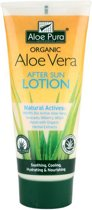 Aloe Pura Organic After Sun lotion - 200 ml