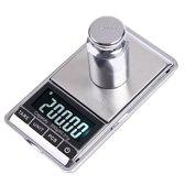 Precisie Weegschaal Keuken 0,01g - 200g - Nauwkeurig Voor Keuken | Apotheek | Juwelen + Gratis 2 batterijen.