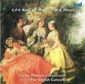 Sons Of Bach/Pinnock