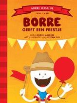 De Gestreepte Boekjes - Groep 1 mei: Borre geeft een feestje