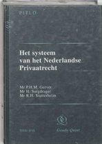 Het systeem van het Nederlandse privaatrecht
