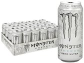 Monster Energy Ultra 12x 500ml White
