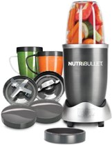 NutriBullet 600 Series - Blender - 12-delig - Grijs
