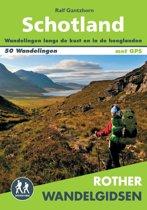 Rother Wandelgidsen - Schotland