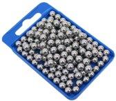 Marabu kogels 1/4 6,350 mm 144 stuks