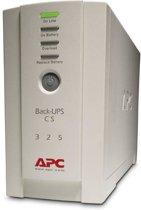 APC Back-UPS 325VA noodstroomvoeding 4x C13 uitgang