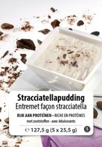 High Protein Pudding straciatella (5 x 25,5g) F1
