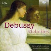 Debussy: Melodies