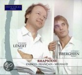 Enesco, Francaix,  Milhaud: Rhapsod