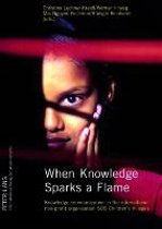 When Knowledge Sparks a Flame