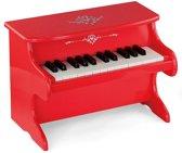 Vigatoys Piano 25-toons rood
